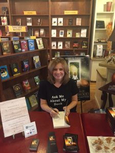 Saturday book signing